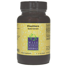 Wise Woman Herbals- Eleuthero Solid Extract (4 oz)