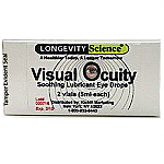 Longevity Science- Visual Ocuity (2 vials)