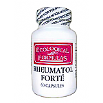 Ecological Formulas- Rheumatol Forte (60 caps)