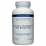Integrative Therapeutics- Clinical Nutrients for Diabetics (90 tabs)