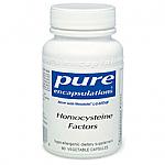Pure Encapsulations- Homocysteine Factors (60 vcaps)