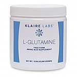 Klaire Labs- L-Glutamine Powder (12.38 oz)