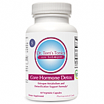 Dr. Tom's Tonics- Core Hormone Detox (60 caps)