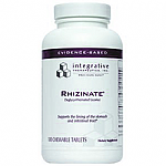 Integrative Therapeutics- Rhizinate Sugarless (100 chew)