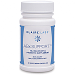 Klaire Labs- Abx Support (60 vcaps)