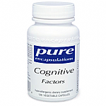 Pure Encapsulations- Cognitive Factors (120 vcaps)