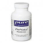 Pure Encapsulations- Prenatal Nutrients (120 vcaps)