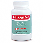 Karuna- Ginger-B6 (120 caps)
