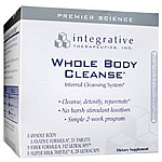 Integrative Therapeutics- Whole Body Cleanse (1 kit)