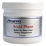 Metagenics- Acute Phase (9 packets)