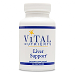 Vital Nutrients- Liver Support (60 caps)