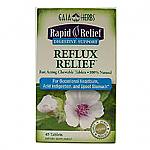 Gaia Herbs- Reflux Relief (15 tabs)