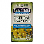 Gaia Herbs- Natural Laxative (90 tabs)