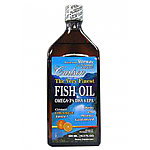 Carlson Labs- Finest Fish Oil (Natural Orange- 500ml)