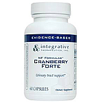 Integrative Therapeutics- Cranberry Forte (60 caps)