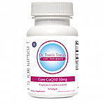 Dr. Tom's Tonics- Core CoQ10 50mg (30 softgels)