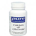 Pure Encapsulations- Calcium D Glucarate (60 vcaps)